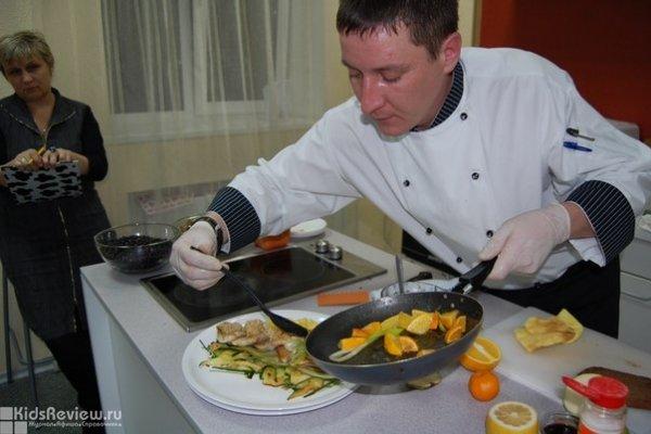 """""""Английская кухня"""", кулинарный мастер-класс на английском языке, """"В гостях у мастера"""", Новосибирск"""