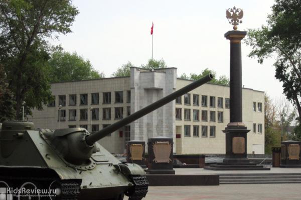 Музей-диорама, центр военно-патриотического воспитания в Воронеже