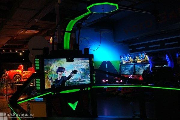 Fun Fantastic World, семейный парк развлечений и аттракционов в Королеве, Подмосковье