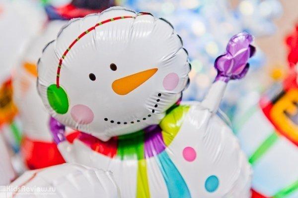 """""""Ледяное сердце маленькой Эльзы"""", новогоднее представление для малышей от 1 года до 6 лет в клубе семейного отдыха """"Город детства"""", Пермь"""