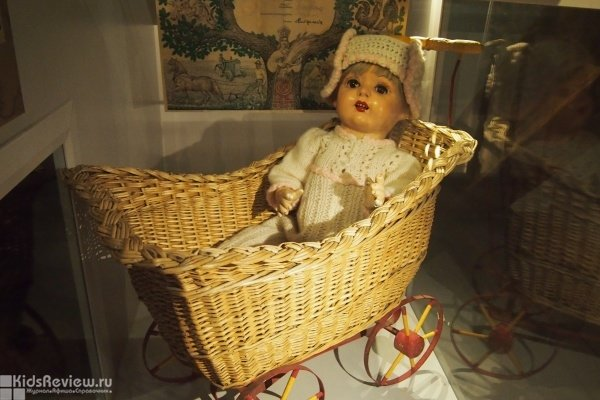 """""""Мир игрушек прошлого века"""", выставка для детей и взрослых в Музее Фелицына, Краснодар"""