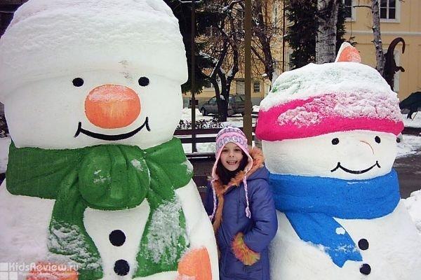 """""""Новогодняя почта Снеговика"""", новогодняя программа для детей от 5 лет в Самарском литературном музее, Самара"""