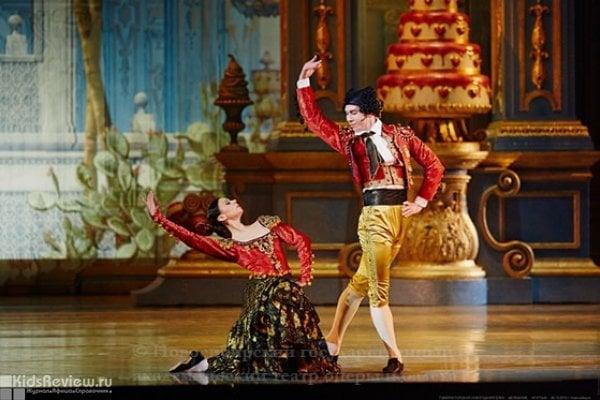 """""""Щелкунчик"""", балет в Новосибирском театре оперы и балета"""