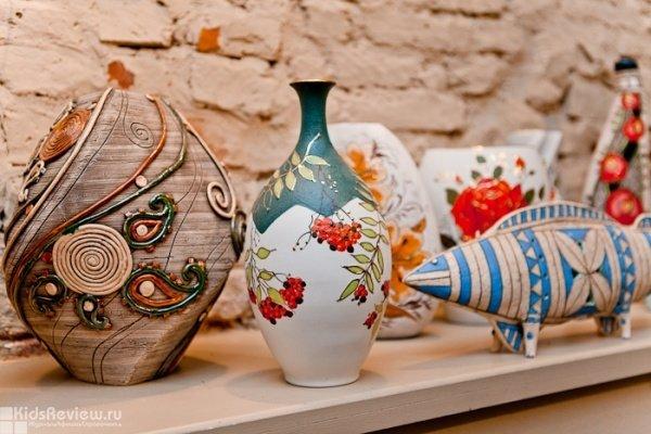Десятый международный фестиваль сибирской керамики в Художественном музее, Новосибирск