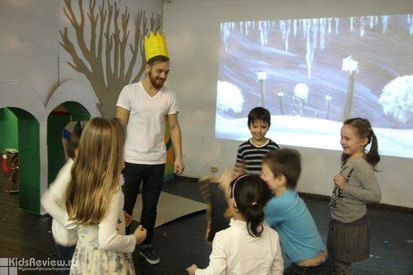 """Новогодние ёлки для детей от 2,5 до 11 лет в Творческих Мастерских на """"Винзаводе"""", Москва"""