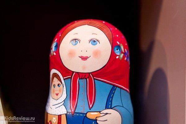 """""""Кукольное рождество"""", занятие для детей от 6 лет в Самарском литературном музее, Самара"""