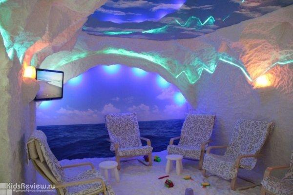 """""""Второе дыхание"""", соляная пещера, кислородный бар в Канавинском районе, Нижний Новгород"""