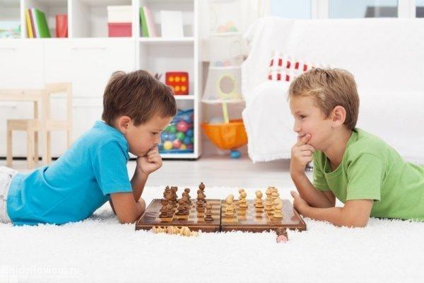 """Открытый урок по шахматам для детей от 3 лет в центре """"Логос"""" в САО, Москва"""
