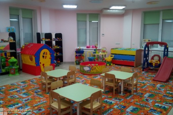 """""""Звездочка"""", мини-сад для детей от 1,5 до 4 лет, группы выходного дня на Гайве, Пермь"""