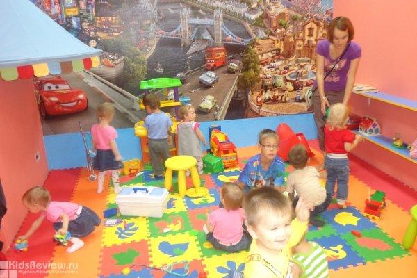 """""""Сема"""", детский центр, частный детский сад на Станиславского, Новосибирск"""