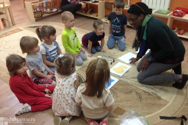 Baby-Lingua, курсы иностранных языков для детей на Обручева, Москва