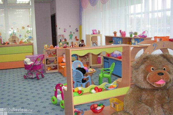 Best Kids (Бест кидс), детский сад в Калининском районе Челябинска