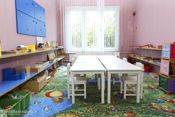 """""""Сёма"""", детский развивающий центр на Варшавском шоссе, Москва"""