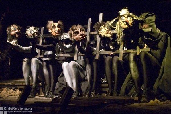 """""""Ревизор"""", спектакль для зрителей от 16 лет в театре """"Огниво"""" в Мытищах, Москва"""