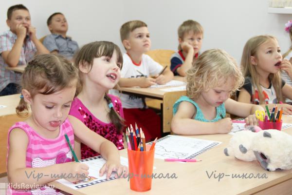 """""""Вип-школа"""", развивающий детский центр, раннее развитие, подготовка к школе, подготовка к ЕГЭ, продленка для школьников, Краснодар"""