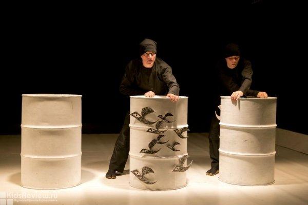 """""""Одиссей"""", спектакль театра Karlsson Haus для детей от 12 лет в творческом центре """"Среда"""", Москва"""