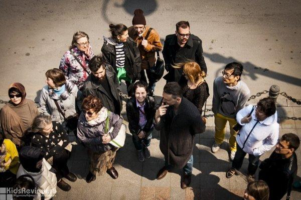 """Закрытие сезона пешеходных экскурсий от бюро """"Время Города"""", пешеходные прогулки для всей семьи, Владивосток"""