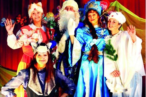 """Новогодняя сказка для детей 2-6 лет в образовательном центре """"Научилус"""", Новосибирск"""