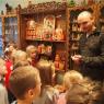"""Музей деревянной игрушки в Люблино, детская творческая студия """"Кустарики"""", Москва"""