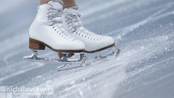 Ледовый каток в Детском парке им. А. Гайдара, Хабаровск