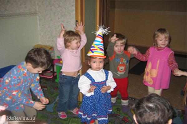 """""""Мамонтенок"""", частный детский сад для детей от 1 года до 5 лет у метро """"Братиславская"""", Москва"""