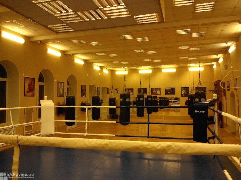 """СК """"Таганский"""", спортивный комплекс с бассейном, бокс для детей в Москве, ЦАО"""
