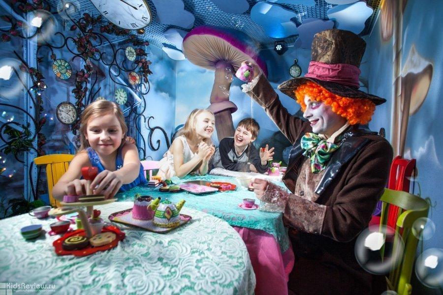 """""""Погружение"""", парк развлечений, экшн-игры для детей от 12 лет и взрослых в ТРЦ """"Ривьера"""", Москва"""