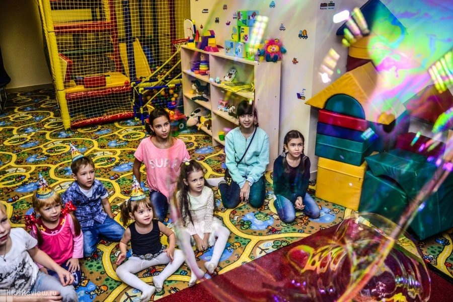 """""""Красный апельсин"""", игровая комната для детей от 1 года, праздничное агентство, Челябинск"""