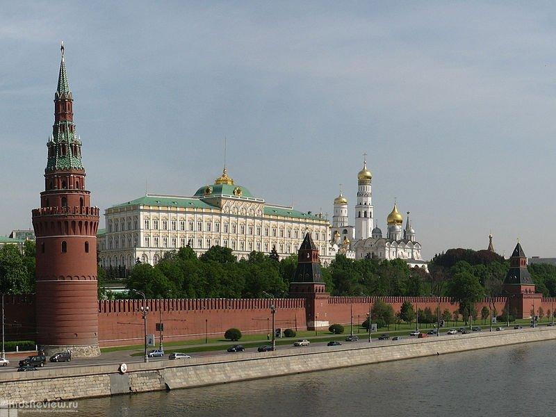 Московский Кремль, государственный историко-культурный музей-заповедник в Москве