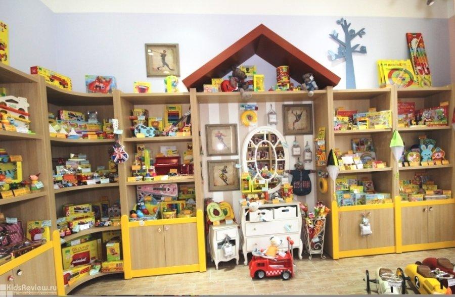 Little France, магазин французских игрушек на Дуси Ковальчук, Новосибирск