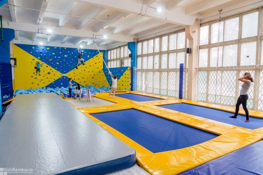 """Jordan, """"Джордан"""", батутный центр, скалодром, акробатика для детей от 4 лет в Томске"""