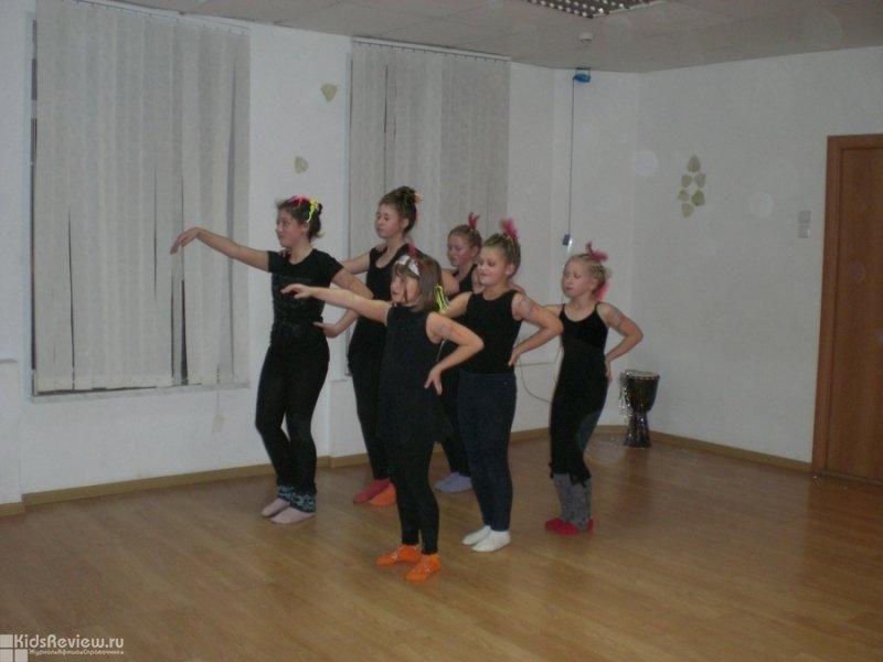 """""""Держи ритм"""", школа танцев для детей от 5 лет, бальные и латиноамериканские танцы для детей, джаз-модерн для детей в Таганском районе, Москва"""
