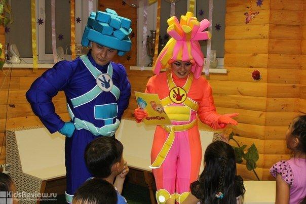 """""""МультиБум"""", игровая комната для малышей от 1 года, детские дни рождения и праздники на проспекте Архитекторов, Омск"""