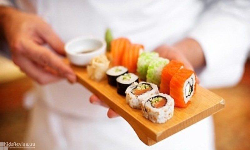 """""""Кеноби"""", доставка суши и роллов в Тюмени"""