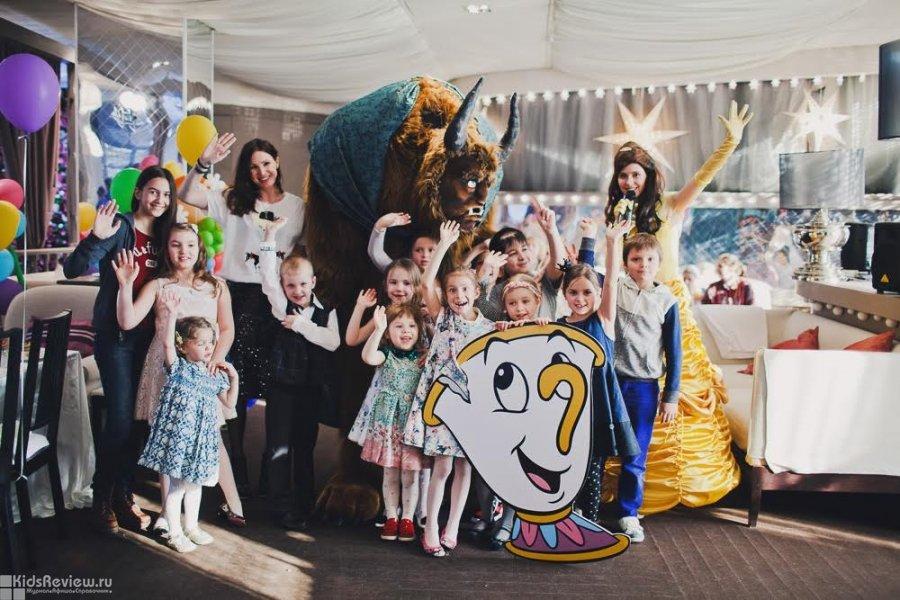 """Grusti Net, """"Грусти Нет"""", event-корпорация, организация детских праздников в Москве"""