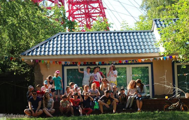 Win-Win Kids Summer Camp, летний городской лагерь для детей от 1,5 лет в Крылатском, Москва