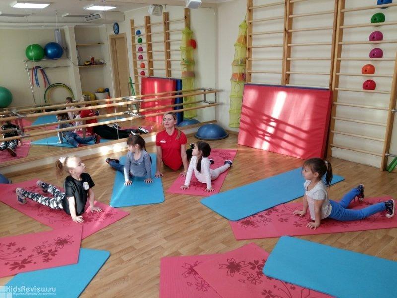 """""""Даудель kids"""", детский фитнес-клуб в фитнес-центре в Центральном районе, Тюмень"""