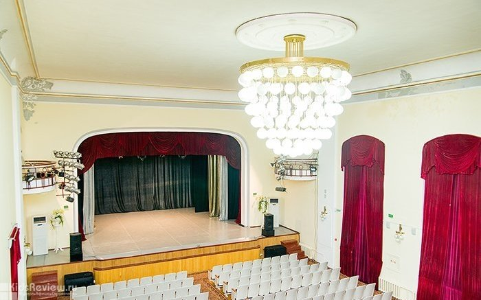 Пушкинский театр ДВФУ, Владивосток