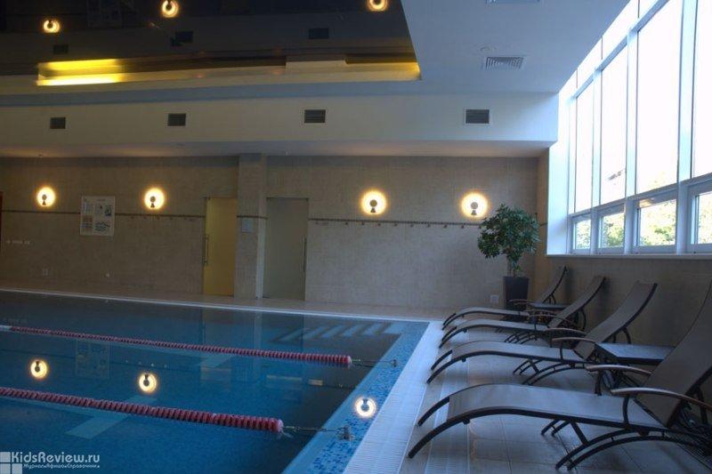 X-fit Фьюжн (Икс-Фит), фитнес-клуб, детский фитнес, детский бассейн в Москве, Фрунзенская