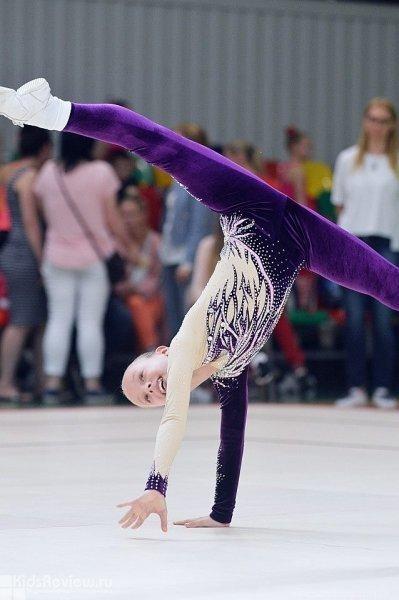 Секция аэробной гимнастики, федерация спортивной гимнастики в Калининграде