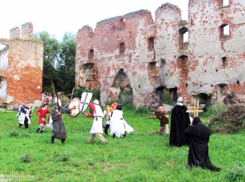 """""""Бранденбург"""", старинный замок, исторические реконструкции в Калининградской области"""