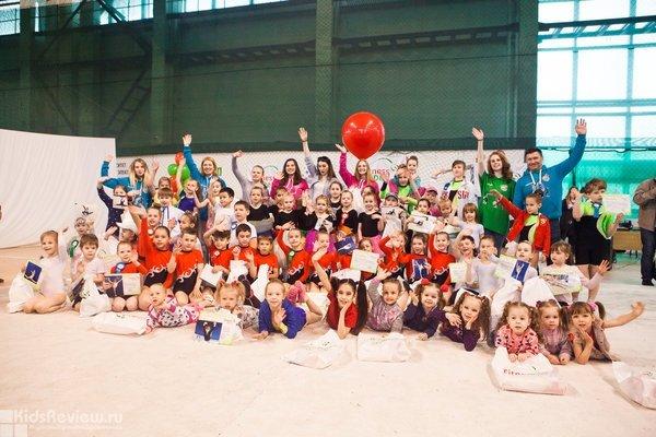 FitnessDeti, спортивная школа, художественная гимнастика и акробатика для детей от 3 до 14 лет в Видном, Подмосковье