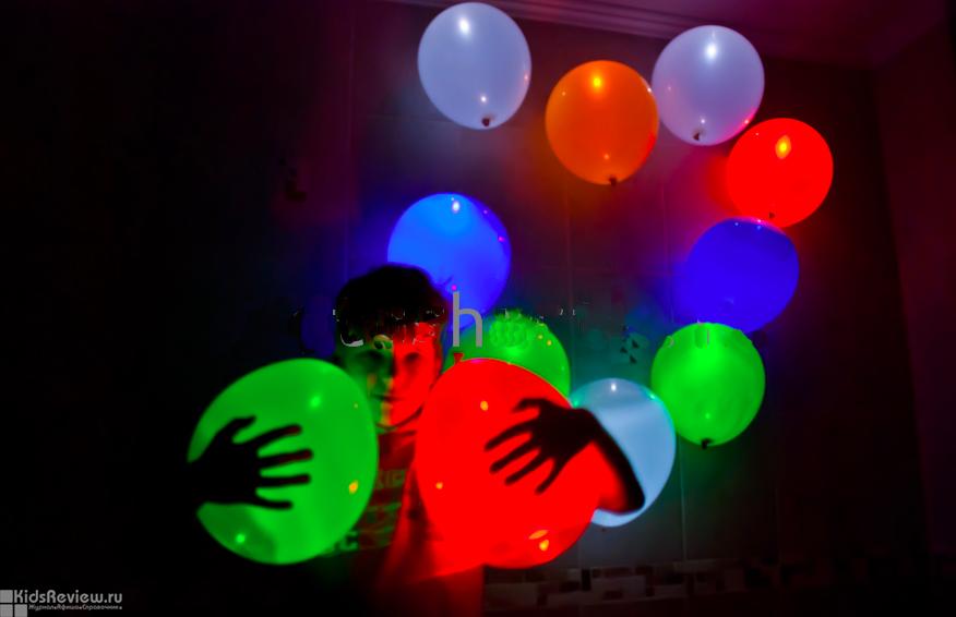 """""""Фонарик в небо"""", магазин воздушных шаров и летающих китайских фонариков на Краснопресненской, Москва"""