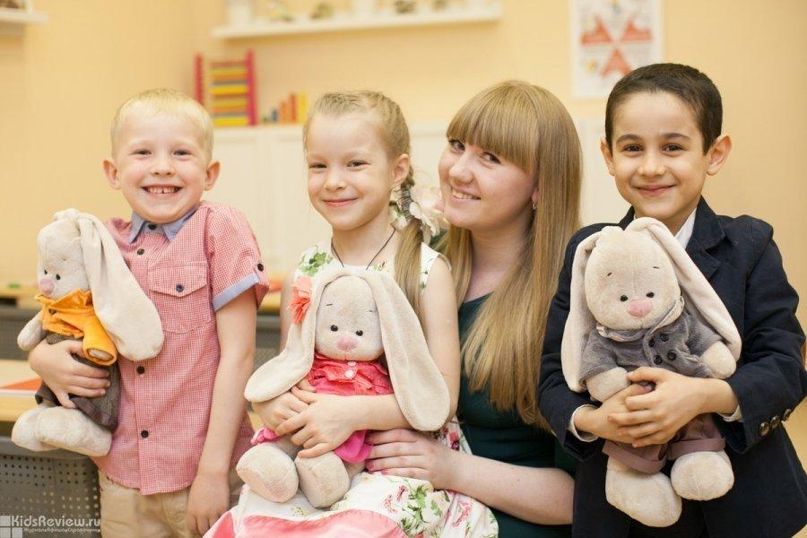 """""""Зайка"""", развивающий центр для детей от 4 лет, подготовка к школе на Решетникова, Екатеринбург"""