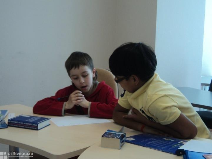 """Lingua Haus, """"Лингва Хаус"""", языковой центр на Барвинке, английский для детей с 4 лет, Екатеринбург"""