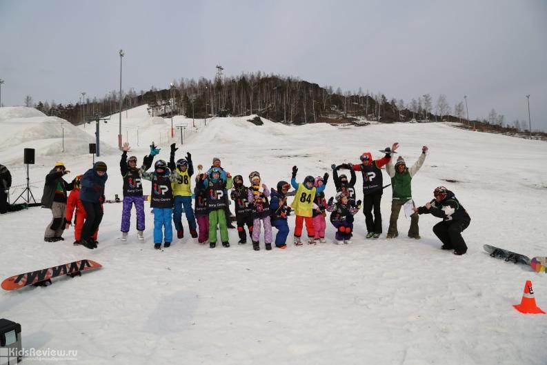"""СДЮСШОР """"Уктусские горы"""", горнолыжный спорт, сноуборд для детей в Екатеринбурге"""