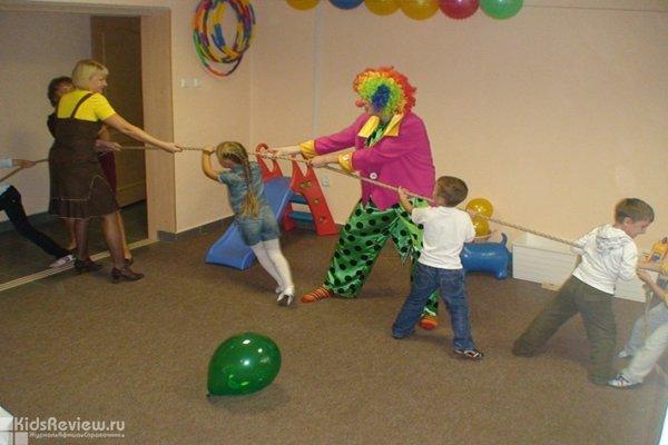 """""""Мамина радость"""", центр развития на Доватора, праздники для детей в Челябинске"""