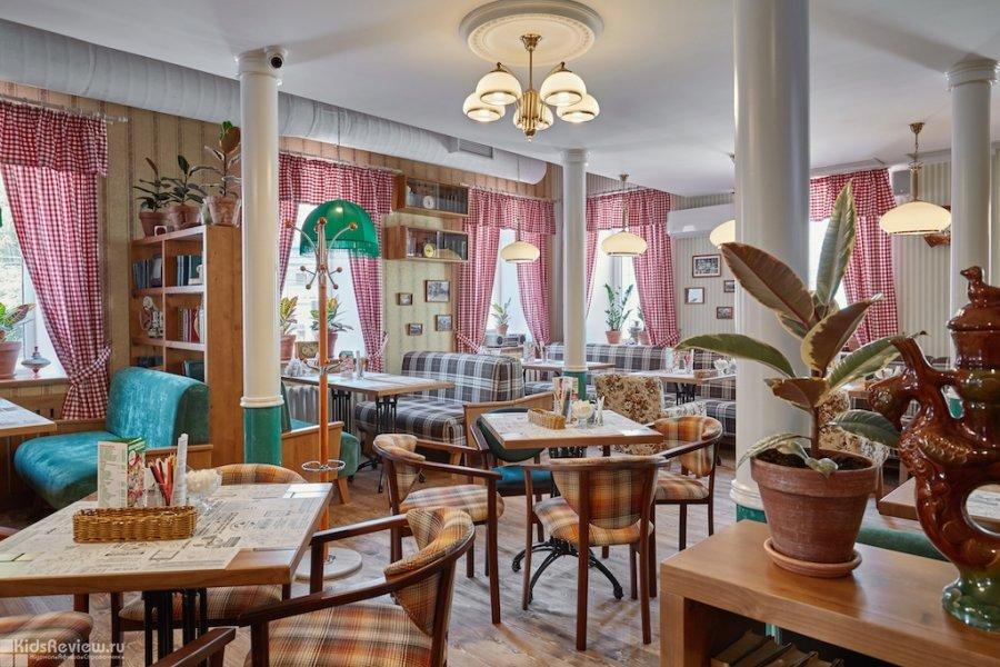 """""""Вареничная №1"""", семейный ресторан с детской комнатой на Таганке, Москва"""