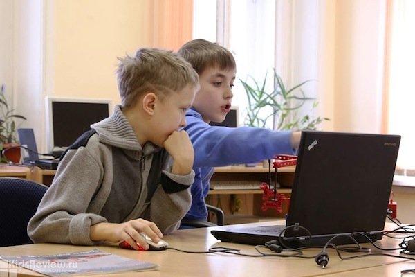 """""""Робокурс"""", курсы по робототехнике для детей от 7 до 13 лет на Чистых прудах, Москва"""