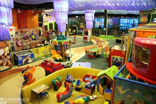 KIN.UP, развлекательный комплекс для всей семьи, Самара